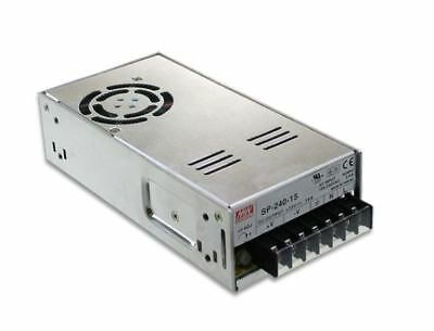 NEW Mean Well SP-240-12 AC/DC Power Supply Single-Output 12V 20A 240W
