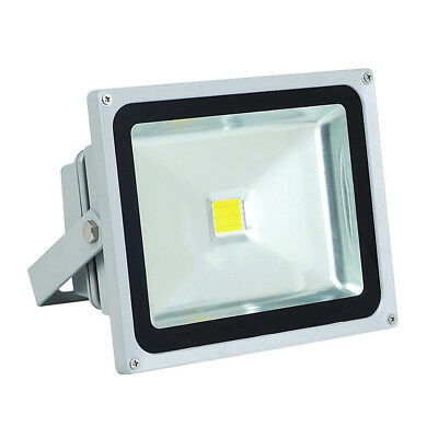 LED PIR Floodlight 50W Light IP65 Waterproof Motion Sensor Garage Security Lamp