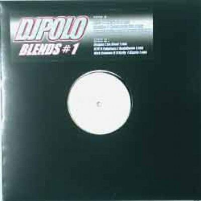 "DJ Polo - Blends #1 Vinyl 12"" 0715002"