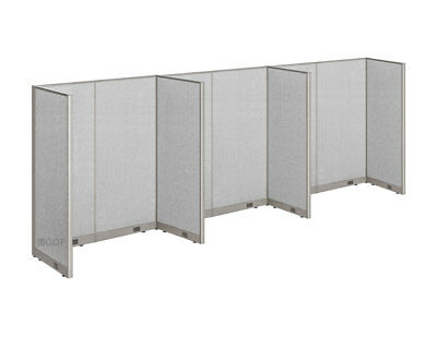 "GOF Cubicles, 1 to 10 Person, 30""Dx48""Wx48""H,60""H,72""H ,Workstation,Office Panel"