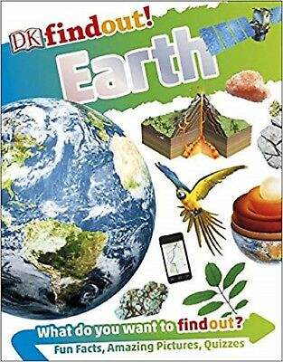 Earth (DKfindout!) Paperback Book