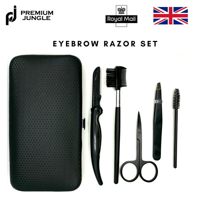 Eyebrow Razor Trimmer Shaper Brow Facial Hair Remover Beauty Safe Safety Tool