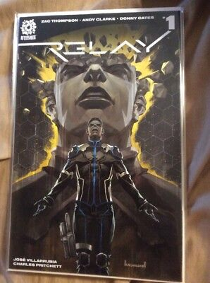 Relay #1 TCM Variant Kael Ngu Donny Cates Limited 450 Copies Sold Out NM