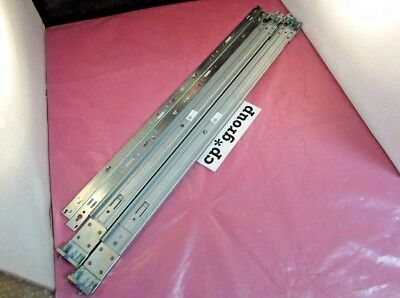 Dell PowerEdge R310 R410 R415 1U Ready Inner & Outer Rails Kit YT0VD 1HGRH P0X7T