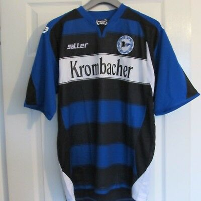 2009-10 Arminia Bielefeld, Home Football Shirt, Germany Trikot Soccer Jersey Nwt