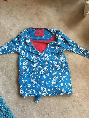 Frugi Maternity And Breastfeeding Top Size Small