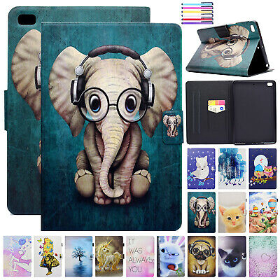 "For iPad Pro 11""/Mini/Air/9.7 2018 Smart Flip Magnetic Leather Case Wallet Cover"