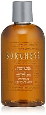 Borghese Shampoo Purificante Cleansing Treatment for Hair and Scalp, 8.4 fl. Oz