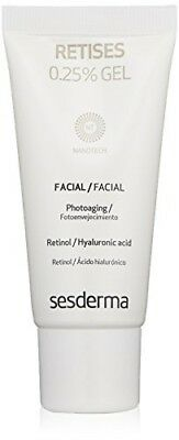 Sesderma Retises Nano Facial Night Gel, 1.0 Fl Oz