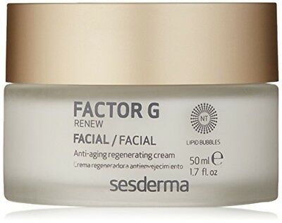 Sesderma Factor G Renew Rejuvenating Cream, 1.7 Fl Oz