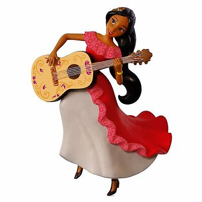 Hallmark Keepsake 2018 Disney Elena of Avalor Ready to Rule Ornament