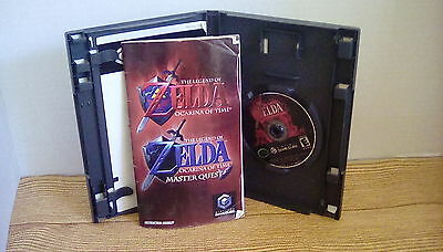 The Legend of Zelda: Ocarina of Time + Master Quest Nintendo GameCube, 2003