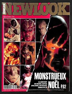 Revue Newlook  89 -  1990- Comme Neuf -