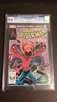Amazing Spider-Man 238 CGC 9.4 -1ST APPEARANCE OF HOBGOBLIN / HAS TATTOOZ