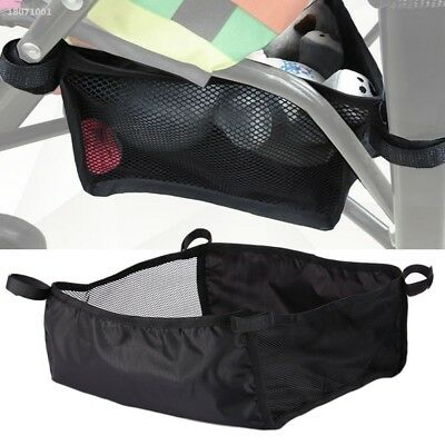 Baby Pram Universal Bottom Basket Storage Bag for Pushchair Stroller Buggy 16A0