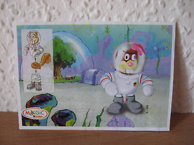 SpongeBob Sandy Cheeks BPZ Original MPG S-2006 neutral EU 2005