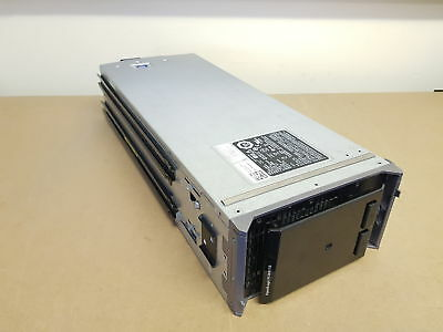 Dell EqualLogic PS-M4110 Dual Controller 10GbE iSCSI Storage Blade 14x 2.5'' SFF