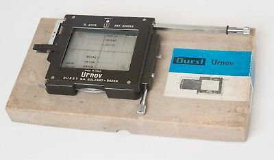 DURST URNOV 6X9 CM COPY ATTACHMENT w/o FILM HOLDER FOR ENLARGERS