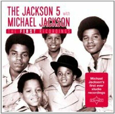 Michael Jackson : The First Recordings CD