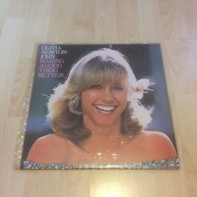 "Olivia Newton-John - Making A Good Thing Better (1977 Uk 12"" Vinyl Album) Emi"