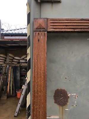 Reclaimed Solid Oak Architrave Reclaimed Door Surround S