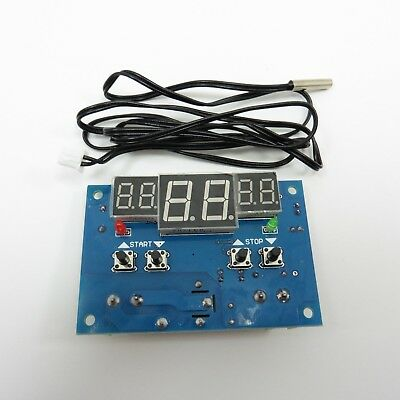 12V Multi-function Digital NTC Temperature Control Thermostat Switch Controller