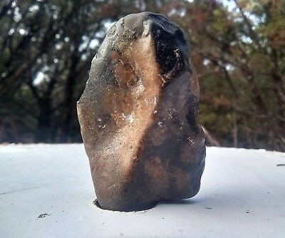Native American Indian Paleolithic Tool Flint stone