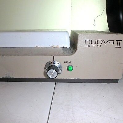 "Nova II Hot Plate Thermolyne Model HP18325 7 Watt,  7"" x 7"""