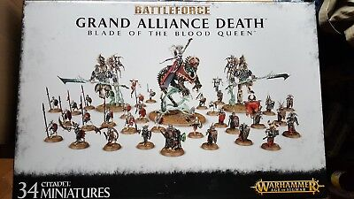 Battleforce Blade of the Blood Queen - Legions of Nagash - Age of Sigmar
