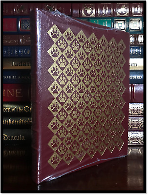 Call Of The Wild by Jack London Sealed Easton Press Leather Bound Gift Edition