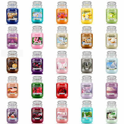 Kittredge Candle Scented Double Wick Large 23oz Jar Variety
