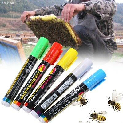 Queen Bee Marker Pen Set Kit Keeping Beekeeper Equipment Pencil Writing 6234