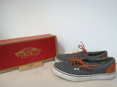 0088641f142 MEN S VANS TC6D Off the Wall Gray Water Print Waffle Cone Sole Sk8 ...