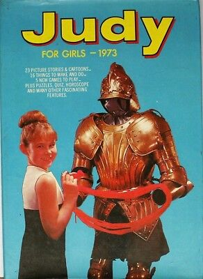 Judy For Girls 1973, , Very Good Book