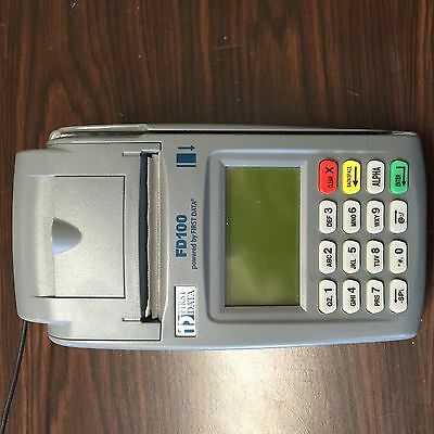 Credit Card reading terminal FD100