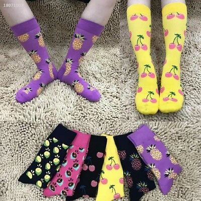 Unisex Man Woman Couple Lover Ankle High Socks Thigh Gift Clothing Shoes 5C86