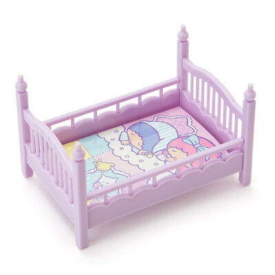 Little Twin Stars Bed-type Cased Notes Sanrio kawaii Stationary F/S 2018 NEW