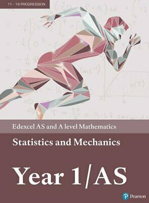 Edexcel AS and A level Mathematics Statistics & Mechanics... by Dyer, Ms Gillian