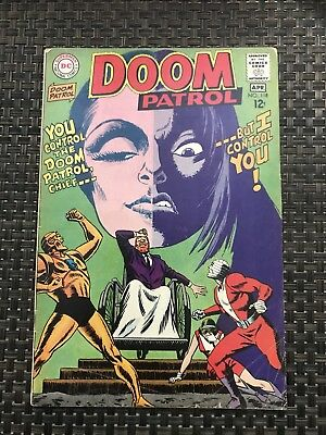 The Doom Patrol #118 (Mar-Apr 1968, DC)