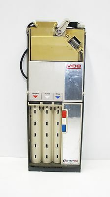 Coinco MDB 9302-GX  3-Tube Coin Changer Mech for Coke or Pepsi machine     USED
