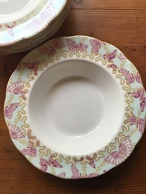 Zandra Rhodes Royal Albert soup bowl - My Favourite Things collection