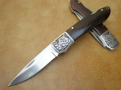 New Hot! Collection! Sharp Custom-Made Survival Camping Hunting Pocket Knife