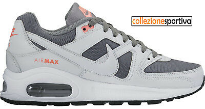 timeless design 70766 33adc SCARPE UOMO DONNA NIKE AIR MAX COMMAND FLEX (GS) 844349-001 -