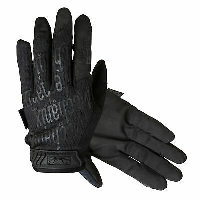 Mechanix Original 0.5mm Synthetic Leather / Spandex Mechanic Gloves In Black