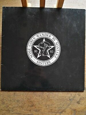 The Sisters Of Mercy ‎– Some Girls Wander By Mistake ~ 2 x LP, Gothic '92