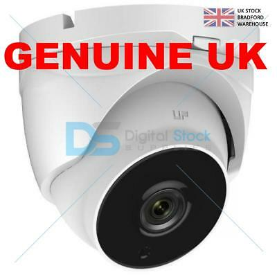 Hiwatch by Hikvision THC-T120 2mp HD 1080p EXIR TVI/AHD Dome Camera IP66 IR20m
