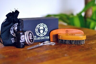 The Beard Doctor Original Care Set