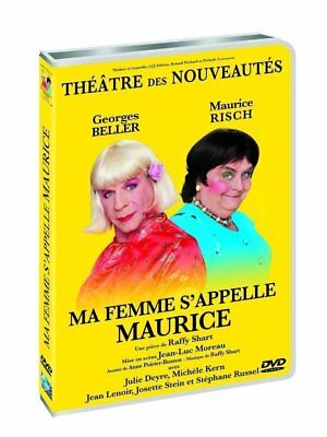 Ma Femme S'appelle Maurice Dvd Neuf Sous Cello