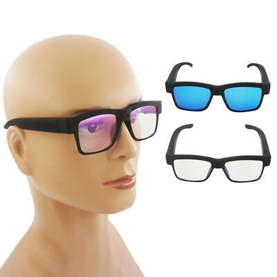 Smart Camera Glasses 1080P Outdoor Sport HD Video Recording Glasses Support Lens