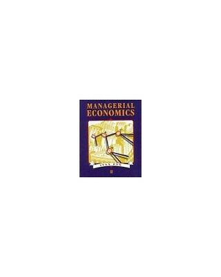 Managerial Economics by Png, Ivan Hardback Book The Cheap Fast Free Post